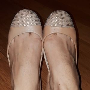 Saks Fifth Avenue ballet flats